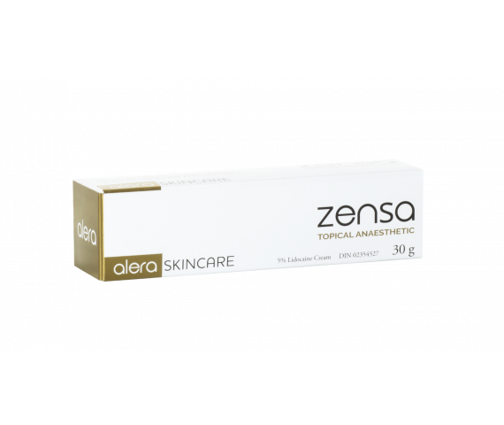 Zensa pre-procedure Cream 30g
